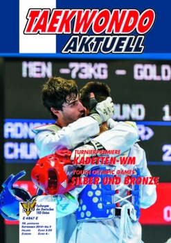 Taekwondo Aktuell Magazin September 2014