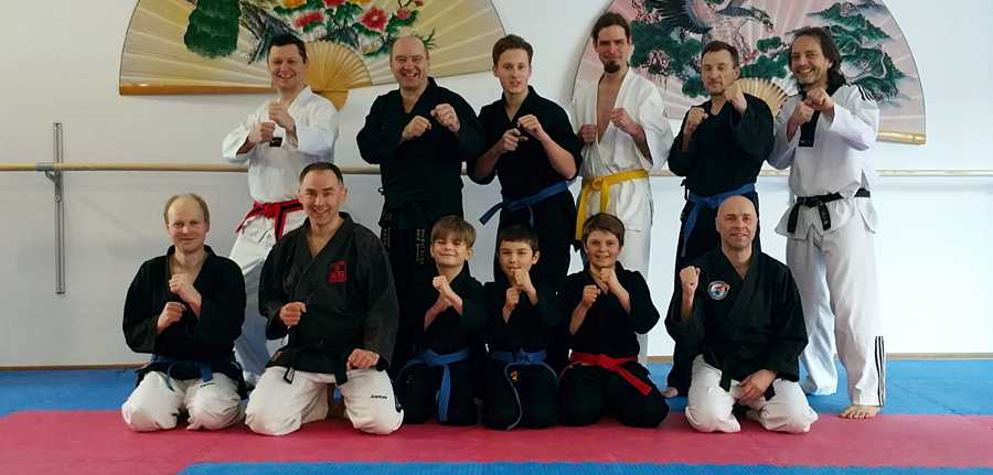 Hapkido Workshop in Pfaffenhofen Februar 2017
